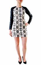 One Teaspoon Women's Bone Boneyard Dress Black Size XL RRP$140 13227 BCF611