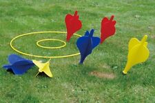 GIANT GARDEN LAWN DARTS OUTDOOR THROWING FAMILY SUMMER FUN PARTY PUB SKILL GAME
