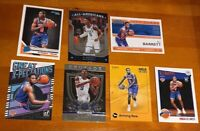 LOT (7) RJ BARRETT 2019-20 PRIZM RC ROOKIE DONRUSS #203 HOOPS 298 ARRIVING NOW