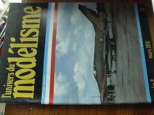 µ? Revue Univers du Modelisme n°2 Beach buggy Schnellboot Monoscopie JEEP F100