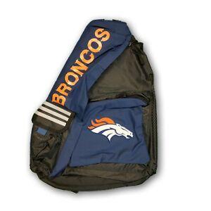 Denver Broncos NFL Northwest Unisex Ledoff Sling Backpack
