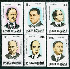 1993 Iuliu Maniu,Armand Calinescu,Brailoiu,music,Bagdasar,doctor,Romania,4924,NH