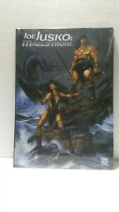 Joe Jusko Maelstrom Fantasy Artwork Hardcover Book New Sealed