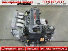 JDM Toyota 3S Beams Engine Altezza 3SGE 3S-GE VVTi Motor only.