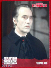 BRITISH HORROR COLLECTION - Scars of Dracula - VAMPIRE LORD - Card #11