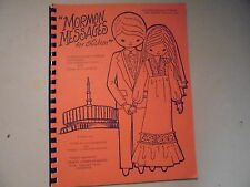 Mormon Messages for Children Flannel Board Stories & Poems 1980