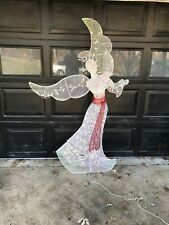 "68"" Lighted Angel Outdoor Christmas Decoration BEAUTIFUL!"