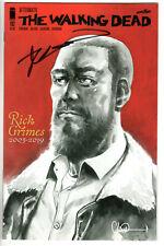 WALKING DEAD #192 C (2003) - Grade NM - Signed by Robert Kirkman!