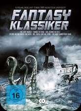 6 Fantasía Clásicos Metallbox Jules Verne 20000 Millas She Things To Come DVD