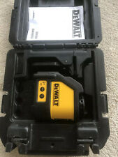 Dewalt DW088CG Cross Line Laser Red Beam Boxed