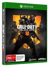 COD Call Of Duty Black Ops 4 XBOX ONE GAME BRAND NEW FREE POSTAGE