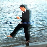 François Feldman CD Couleurs d'Origine - France (EX/M)