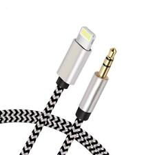 3.5mm AUX Audio Music Cable Car Cord for iPhone 7 8 Plus X XS MAX XR iOS 12