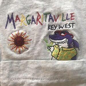 Vintage Key West Margaritaville Shirt Single Stitch