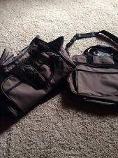 Two Piece Weekender/Luggage Matching Set Carry On