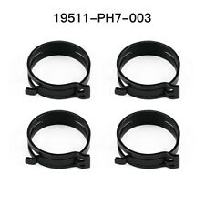 4x Upper and Lower Radiator Hose Clamp Clips Kit Fit Honda Civic Prelude Accord