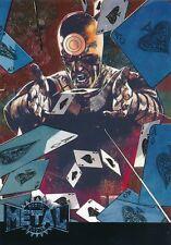 BULLSEYE #6 2015 Fleer Retro Marvel  1995 METAL BLASTER DAREDEVIL