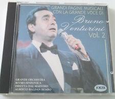BRUNO VENTURINI RACCOLTA VOL.2 CD ALBUM OTTIMO SPED GRATIS SU + ACQUISTI!!!