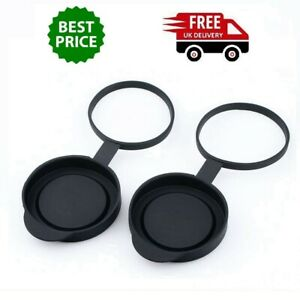 Hang Down Rubber Dust Caps 40mm 42mm Binoculars Objective Lens Protective Cover