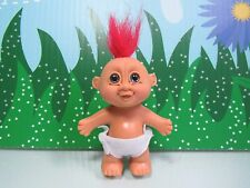 """VALENTINE STANDING BABY - 3"""" Russ Troll Doll - NEW STORE STOCK (Red Hair #1)"""