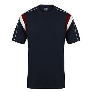 Mens T Shirt Gazelle Sports Striker Crew Neck Short Sleeve Tee