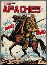 APACHES 81 MON JOURNAL Avril 1980