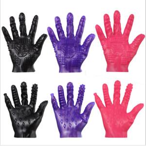 Couple Enjoy Gloves Magic Palm Flirting Plastic Magic gloves