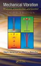 Mechanical Vibration: Analysis Uncertainties & Control 3rd Edition Int'l Edition