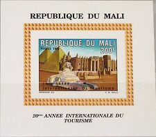 MALI 1994 1326 DELUXE 703 Tourism Turismus Year Sphinx Pyramids Ruins Temple MNH