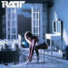 Ratt - Invasion of Your Privacy CD Flashback
