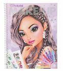Depesche CREATE YOUR Top Model MAKE UP COLOURING BOOK Makeup TopModel