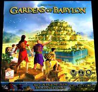 GARDENS OF BABYLON Tile Board Game KICKSTARTER DELUXE EXCLUSIVE ED. NEW/SHIP$0!