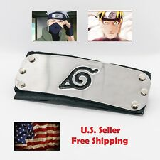 Naruto New Kakashi Sasuke The Leaf Village Konoha Ninja Headband Cosplay Anime