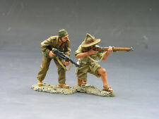KING & COUNTRY EA020 The Attackers Set RETIRED
