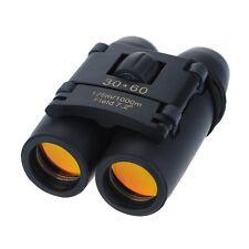 Fa_valley 30x60 Unisex 30x60 Adjustable Mini Folding Lightweight Binoculars