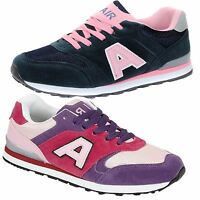 LADIES SPORTS TRAINERS GYM JOGGING RUNNING CASUAL TRAINER WOMENS GIRLS