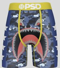 Brand New Men's PSD American Stars Warface Boxer Briefs Sz XL $25 Value