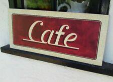 Cafe Sign Diner Retro Vintage Americans Sign Home Restaurant Shop wholesale