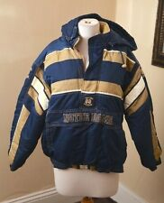 Notre Dame Fighting Irish Vintage Starter Puffer Jacket Coat Pullover Men's M