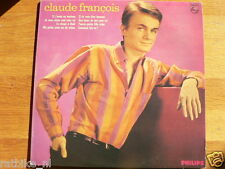 LP VINYL RECORD CLAUDE FRANCOIS PHILIPS   10 INCH  33,5 RPM