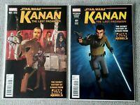 Star Wars Kanan The Last Padawan 1 1:25 Plunkett & Rebels Variants - Sabine Wren