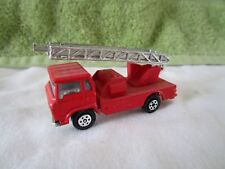 Yatming Ladder Truck Made in Hong Kong in the 70's