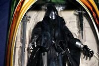 """LORD OF THE RINGS FELLOWSHIP WITCH KING RINGWRAITH 6"""" ACTION FIGURE TOYBIZ 2001"""