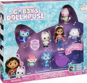Netflix Gabby's Dollhouse Deluxe Figure Set Surprise Accessory NEW In Hand
