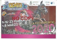 Cento 25.2.2020, Carnevale d'Europa.
