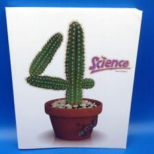 Bob Jones Science 4 Student Book, 3rd Ed, New, Bju , Homeschool, School