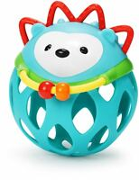 Skip Hop EXPLORE AND MORE ROLL AROUND RATTLE - HEDGEHOG Baby Toys BN