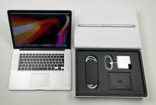 """Apple MacBook Pro Retina 15,4"""" i7 2,2 Ghz 256 GB SSD 16 GB SILBER 2015 MJLQ2D/A"""