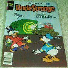 Walt Disney's Uncle Scrooge 167, Fn+ (6.5) 1979 Outfoxed Fox! 50% off Guide!