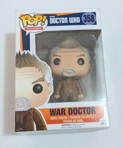 Doctor Who -War Doctor Pop Vinyl #358